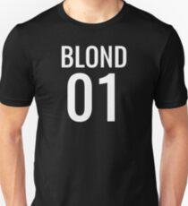 Blonde Girl Best Friend Matching 01 T-Shirt