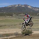 Motocross - Cahuilla, CA Vet - X Racing Series by leih2008