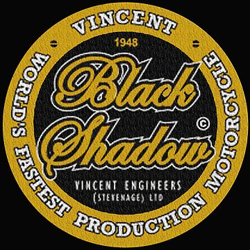 Vincent Black Shadow Vintage by GD-Designs
