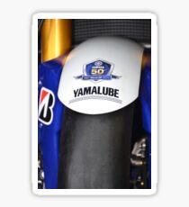 Pegatina Yamaha Moto GP
