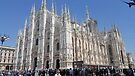 Duomo di Milano. MIlan Cathedral by terezadelpilar ~ art & architecture