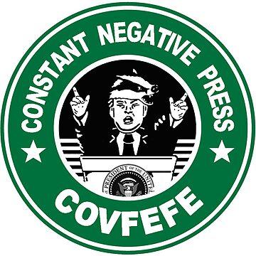 Despite the constant negative press covfefe by Joman