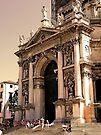 VENICE. Basilica S.  Maria della Salute by terezadelpilar ~ art & architecture