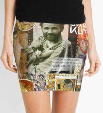klimt Mini Skirt