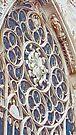 sun rose window Milan Duomo by terezadelpilar ~ art & architecture