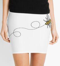 Fliegen Manchester Bee, klassische Ausgabe Minirock