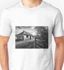 Blacksmiths shop, Brickendon. Unisex T-Shirt