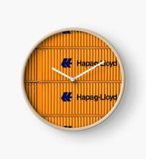 40' HC Shipping Container Clock