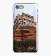 Rock Palace (Dar Al Hajar)  iPhone Case/Skin