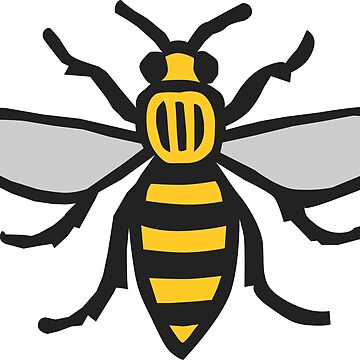 Manchester Bee, Classic Edition by bitrot