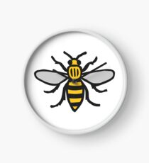 Manchester Bee, Classic Edition Clock