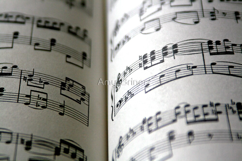 sheet music by Amy  Briner