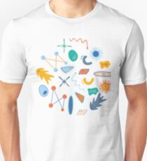 Friendly Bacteria 1.0 Unisex T-Shirt