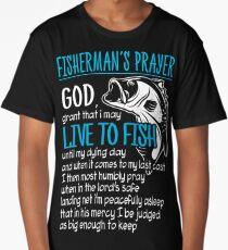 FISHERMAN'S PRAYER Long T-Shirt