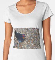 Australian Brush Turkey Women's Premium T-Shirt