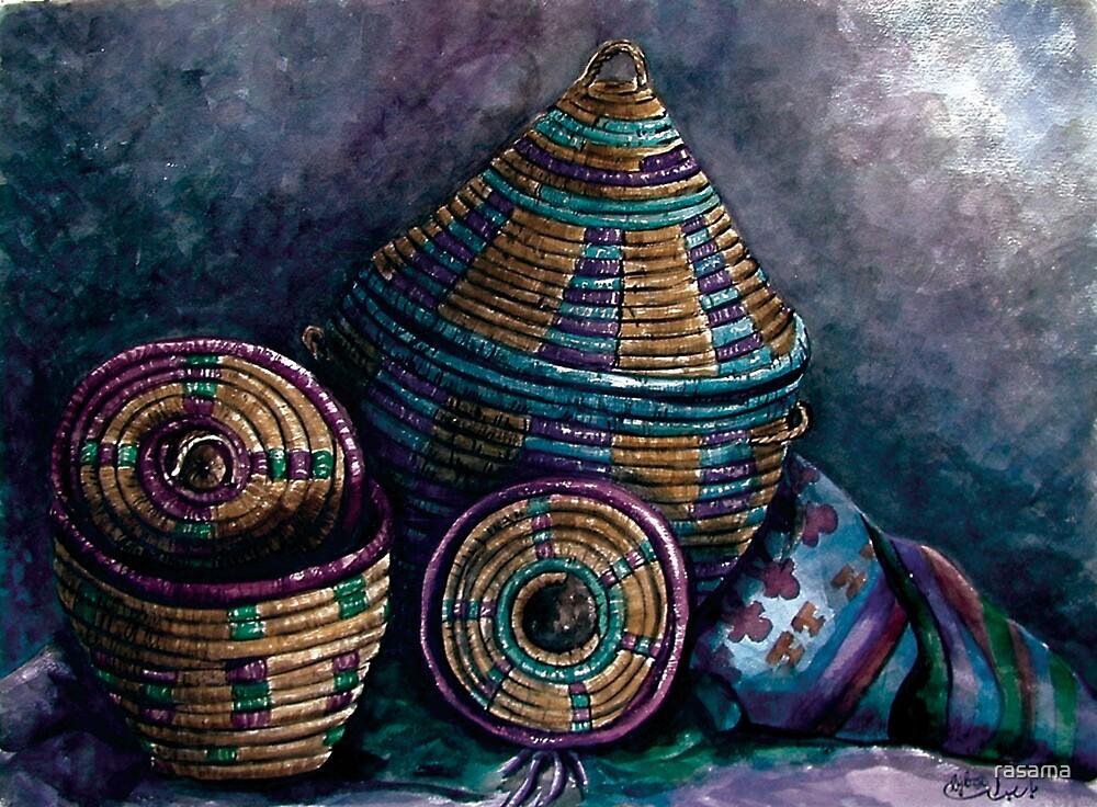 Asir Baskets II by rasama