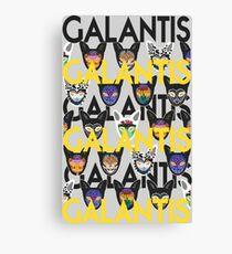 no money galantis Canvas Print