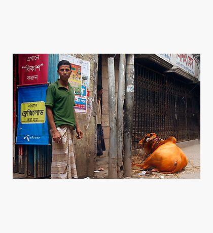 Dhaka, Bangladesh 6772 Photographic Print