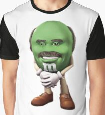 Dr Phil M&M Graphic T-Shirt