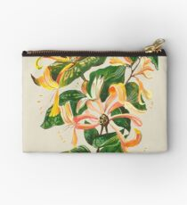 Honeysuckle Bouquet Studio Pouch