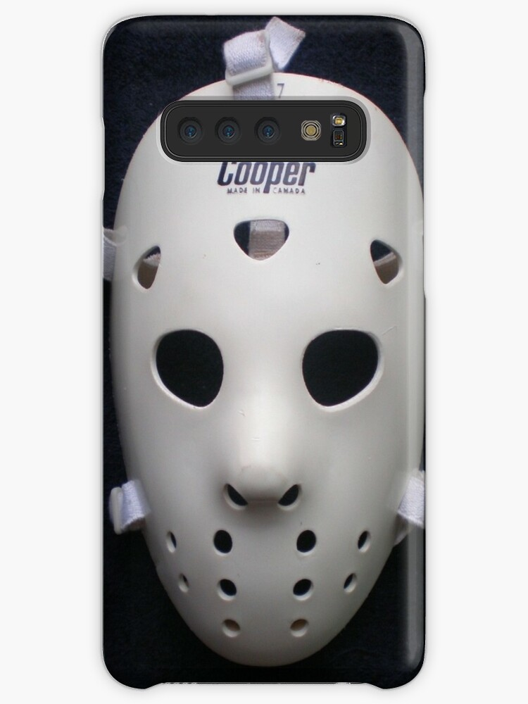 Vintage Hockey Mask Cases Skins For Samsung Galaxy By Juto