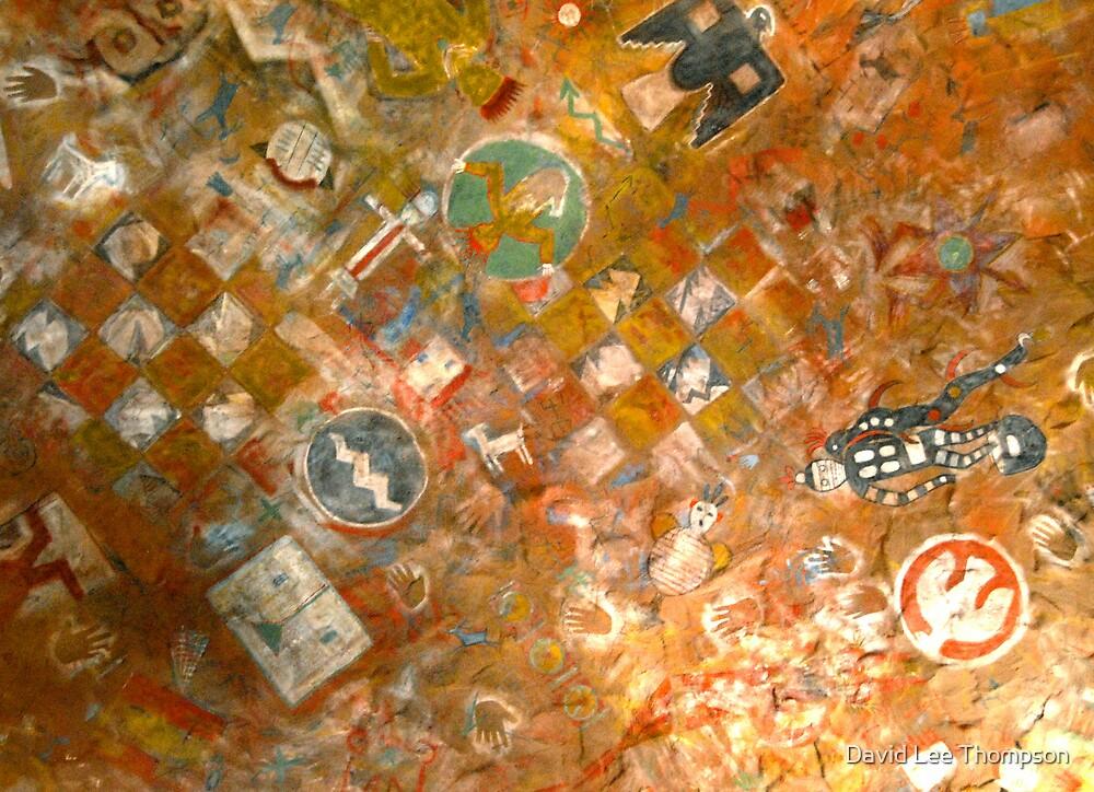 """Hopi Rock Art"" by David Lee Thompson"