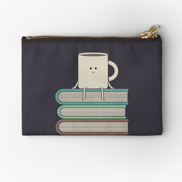On Top Of The World Zipper Pouch