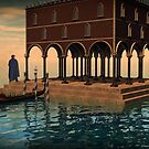 Venetian surrealistic nonsense by gameover