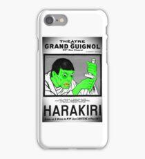 Harakiri iPhone Case/Skin
