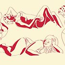 Boudoir Studies  by missamylee