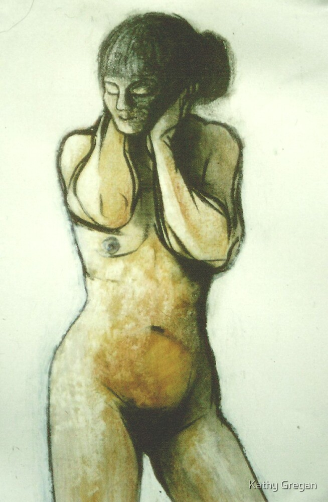 Nude 1 by Kathy Gregan