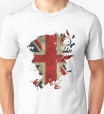 Sherlock Splash Union  Unisex T-Shirt