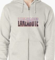Lanzarote Zipped Hoodie