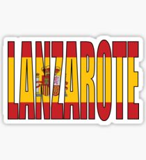 Lanzarote Sticker