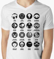 Neon Genesis Evangelion Angels T-Shirt