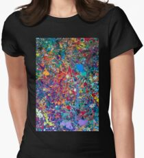 Natural Process Womens Fitted T-Shirt
