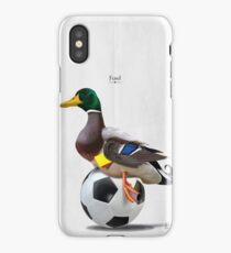 Fowl iPhone Case