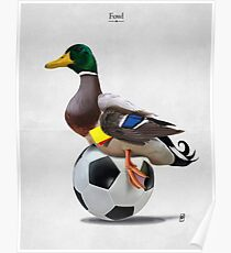 Fowl Poster