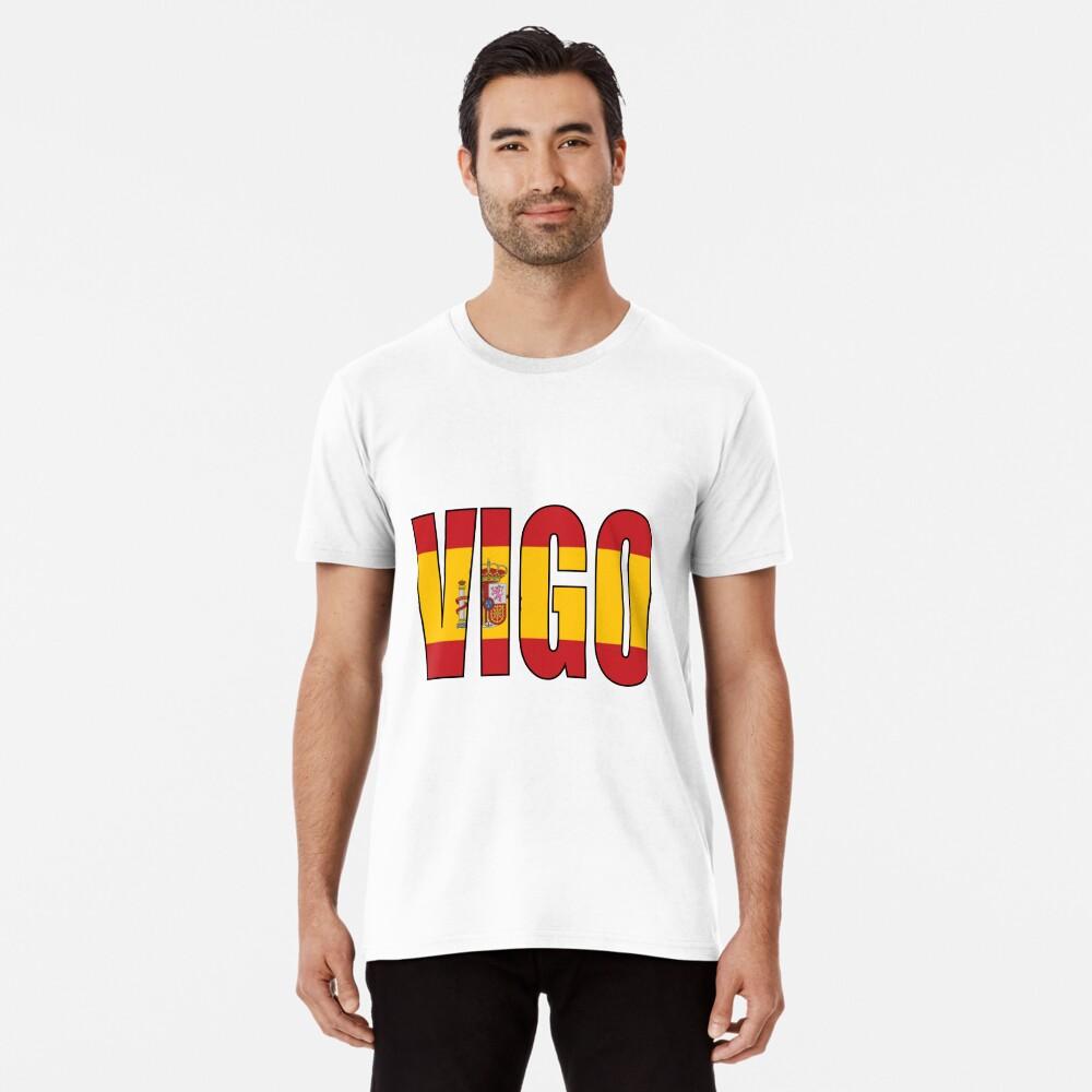 Vigo Camiseta premium