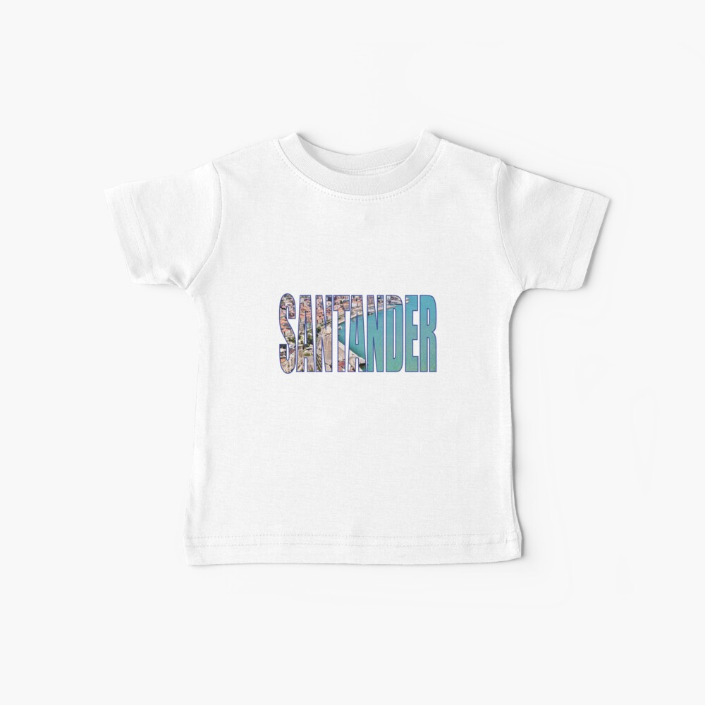 Santander Camiseta para bebés