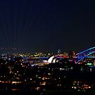 Night panorama by andreisky