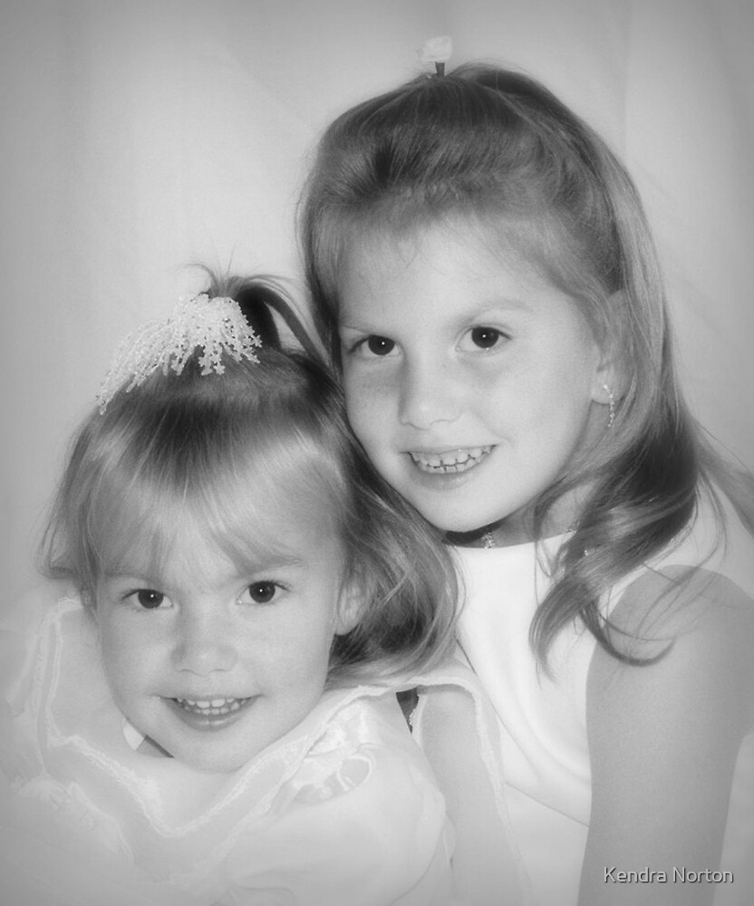 my beautiful daughters by Kendra Norton