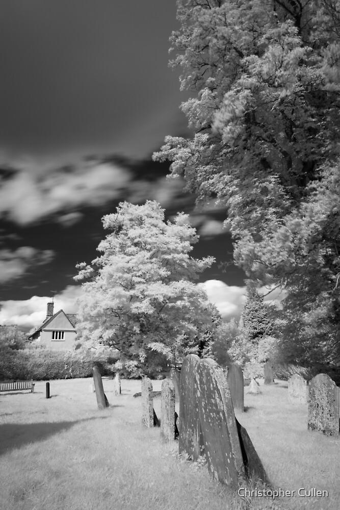 All Saints' Churchyard by Christopher Cullen
