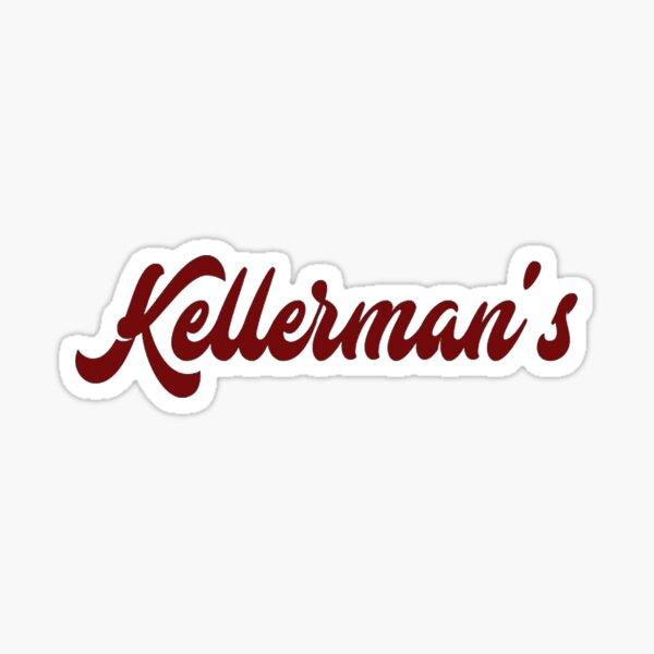 Kellerman Sticker