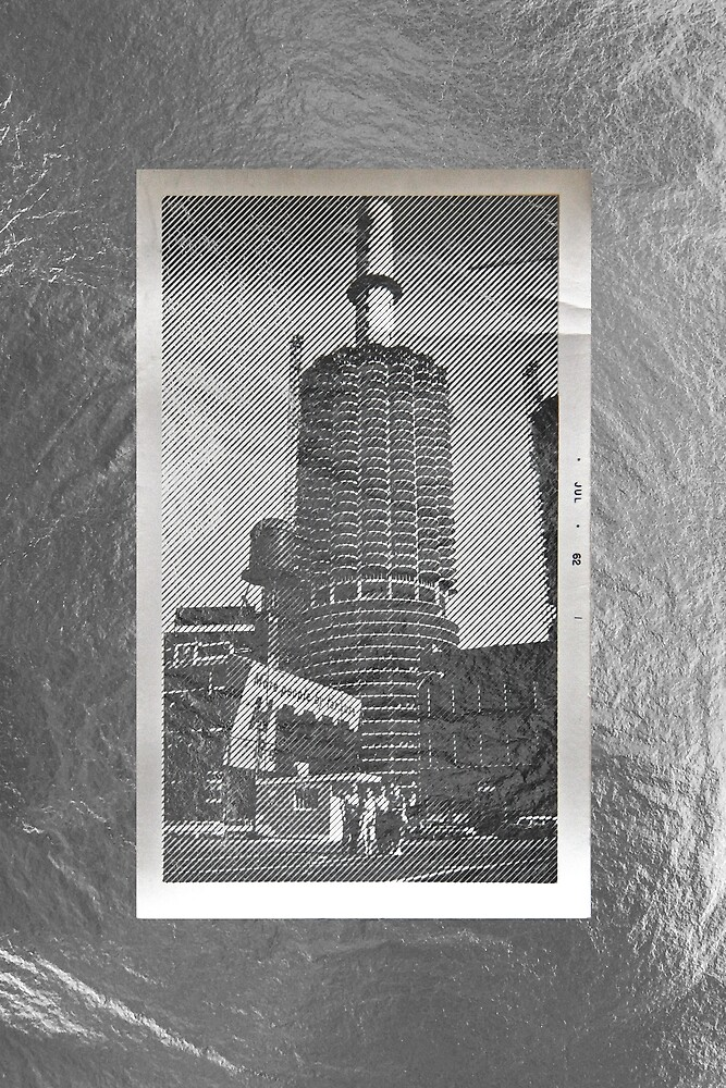 Americana – Chicago – Halftone – July 1962 by Hell-Prints