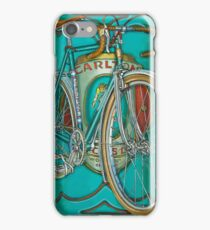 Aqua Carlton Fixed iPhone Case/Skin