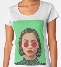 GREEN GREEN GREEN Women's Premium T-Shirt