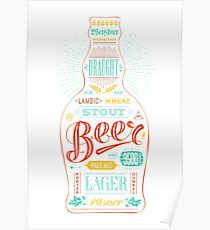 Beer Draught Poster