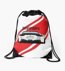 LB Ferrari Italia 458 Drawstring Bag