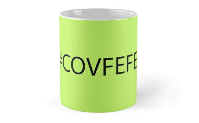 Covfefe by BearSquared